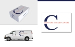 Logo design of century chair covers